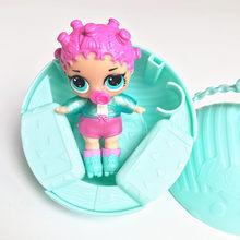 Оригинальные куклы LOL SURPIRSE 5-го поколения, волшебные цели для волос, сделай сам, глухая коробка, куклы Lol, фигурки, модель, игрушки для девочек, ...(Китай)