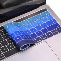 Various Colors Custom Silicone Keyboard Cover for Macboook, HP, ASUS, Dell, For Lenovo