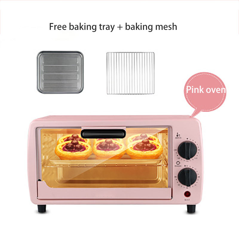 Electric oven household baking machine multifunctional small oven kitchen intelligent appliance