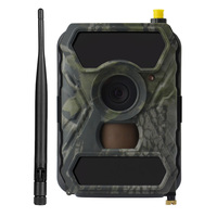 3G wireless solar panel powered waterproof outdoor security trail hunting scouting camera
