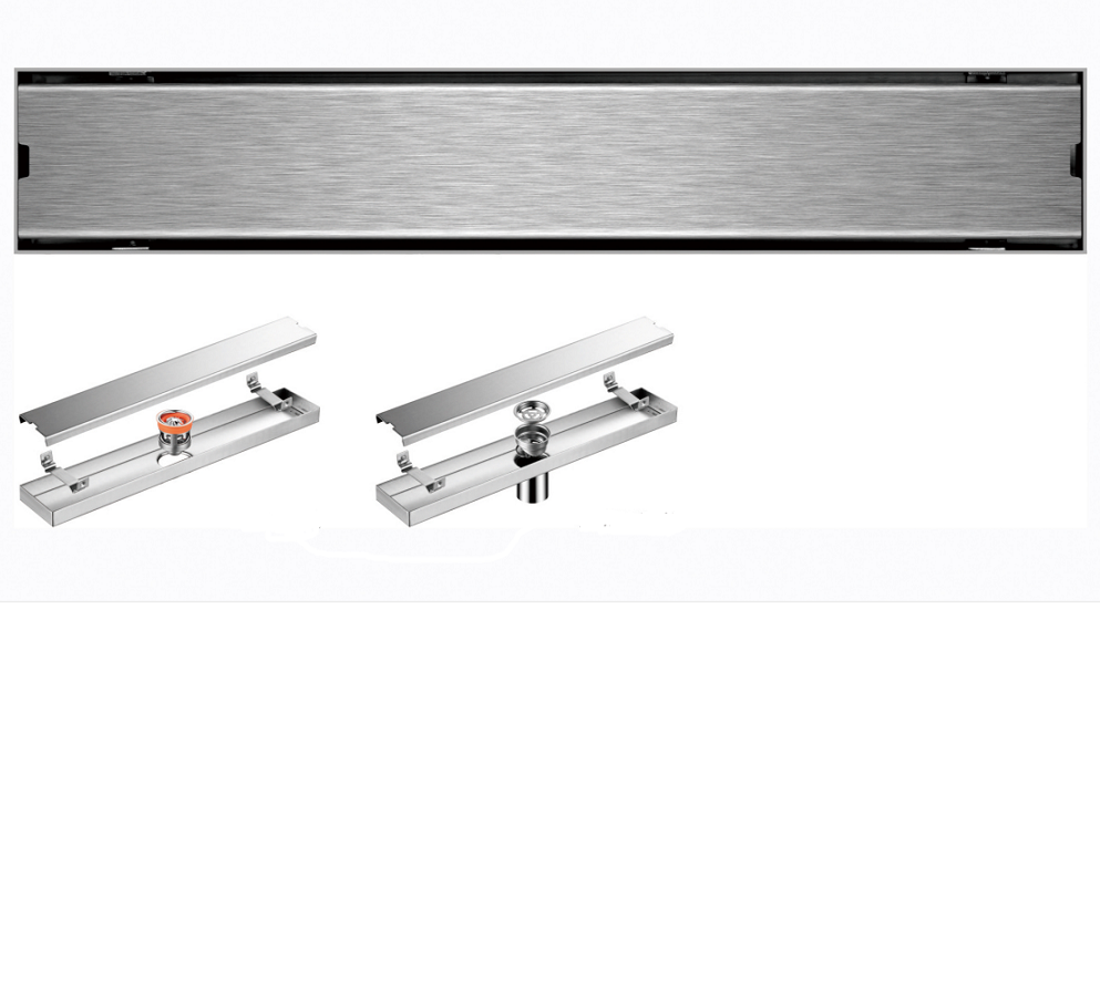 LQS STAINLESS STEEL LINEAR SHOWER <strong>DRAIN</strong>