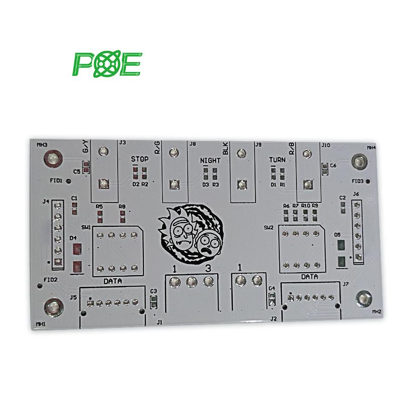 Fábrica de montagem de placas de circuito de led placas de circuito impresso pcb 94v0