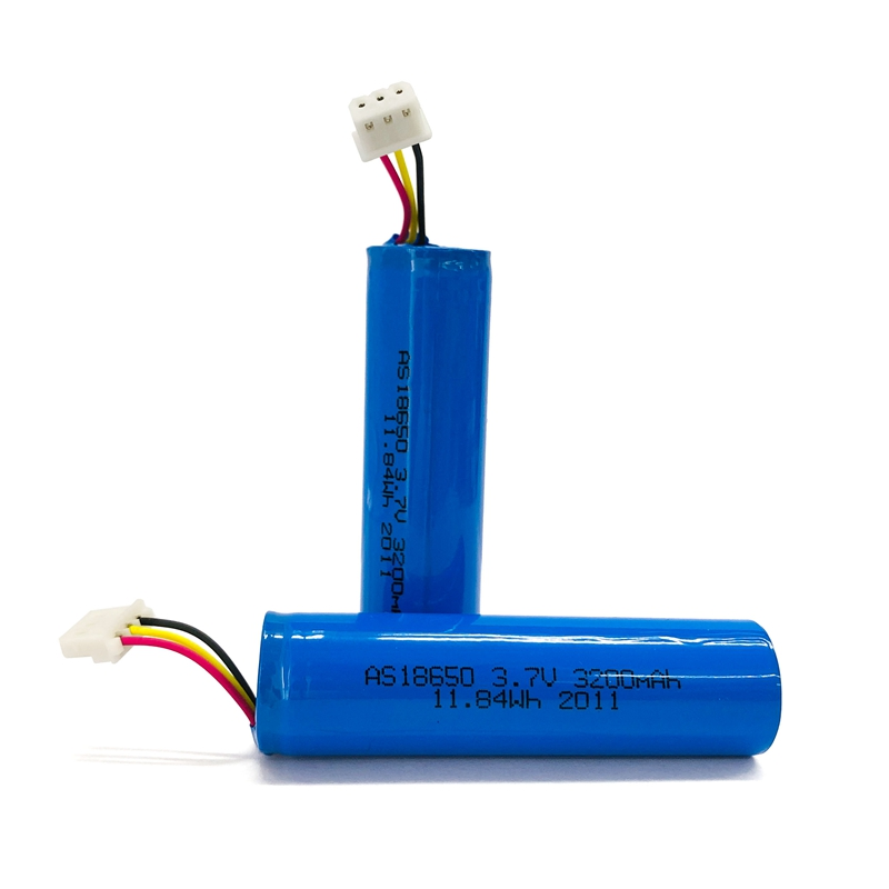 Rechargeable lithium battery cell 3200mAh 3.7v 18650 customized Li-ion battery for digital products