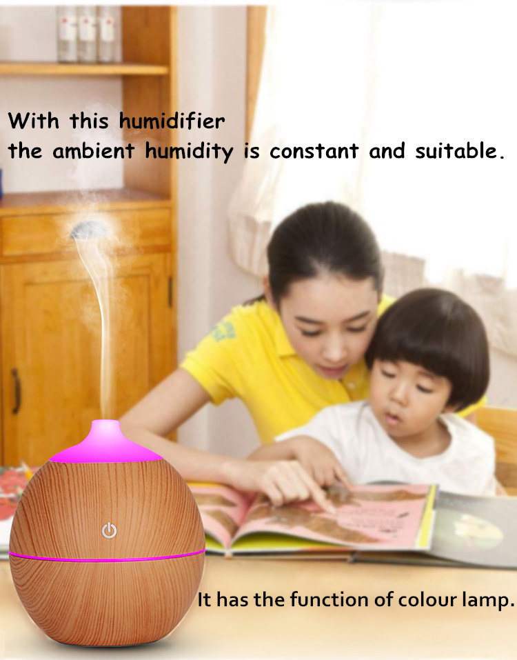 2020 Pengwing New Amazon Indoor Use Romantic Creative Portable Office Home nIght Light Classic Humidifier