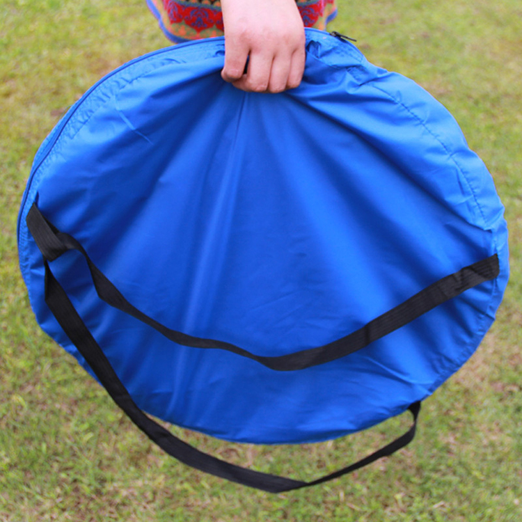 portable camping toilet tent hiking shelter pop up camping tent