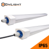 Weatherproof batten fluorescent wet location fixture weatherproof fitting