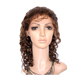 Quality and quantity assured human hair full lace wig