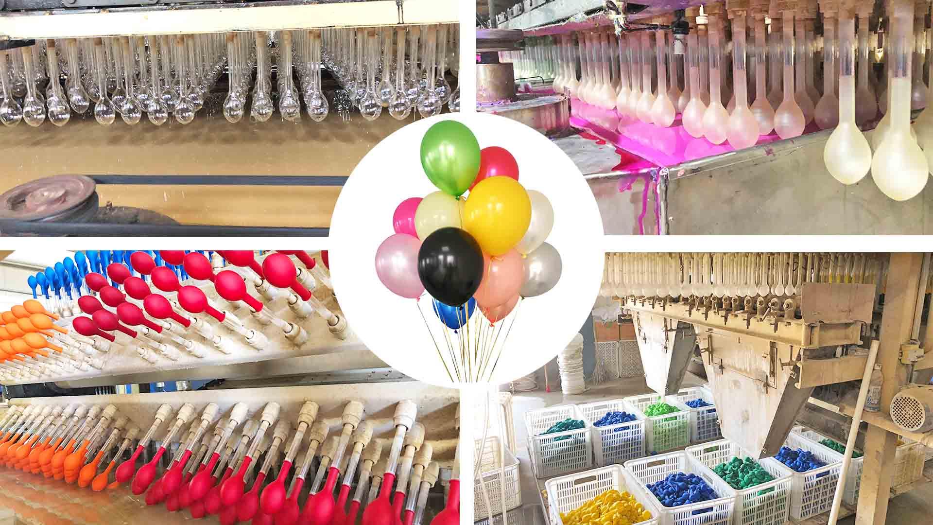 Çin Toptan Ucuz Globos Biyobozunur Mutlu Doğum Günü Partisi Dekorasyon Balon Balonlar
