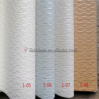 137cm width commercial vinyl wallcovering wallpaper hotel project vinyl wall covering rolls