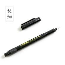 1 шт. простая креативная мягкая ручка-маркер с жесткой головкой, маркеры для журналов, кисти для рисования, товары для рукоделия(Китай)