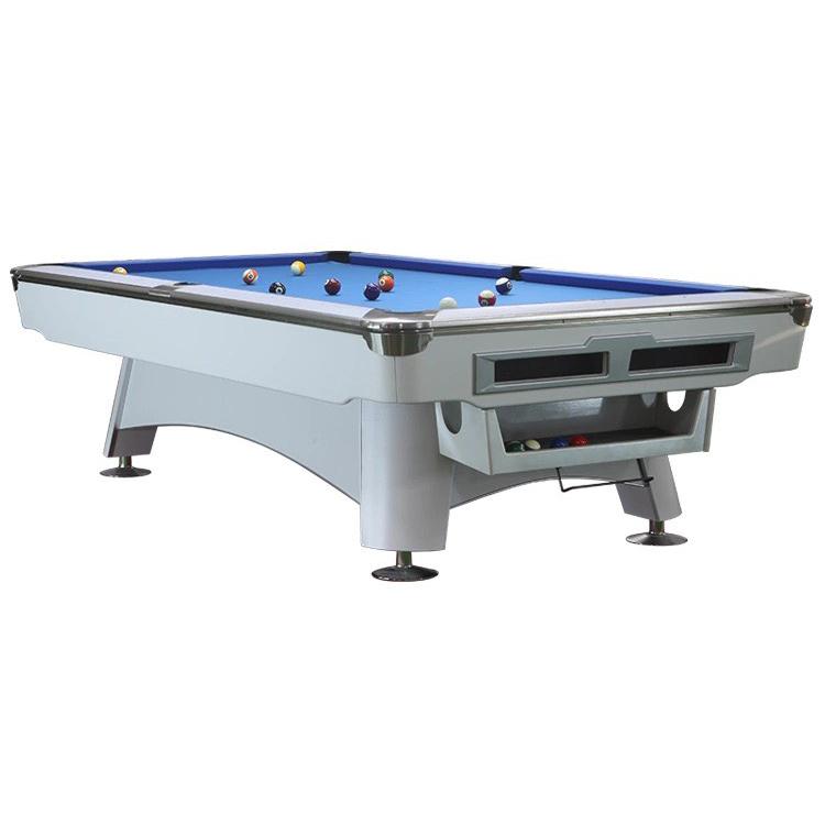 Профессиональный многофункциональный открытый бильярдный стол для снукера