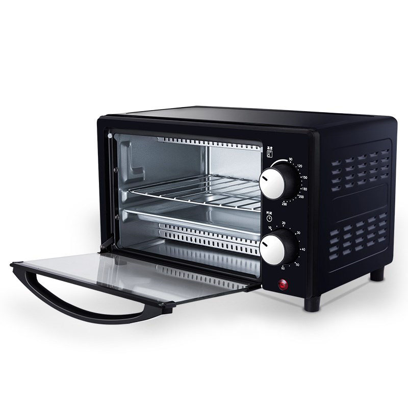 Electric oven household baking stainless steel small oven multifunctional kitchen appliances