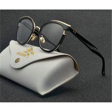 Женские оправы для очков, женские ретро очки с кошачьим принтом, прозрачная оправа для очков, оптические оправы для очков для женщин, поддел...(Китай)