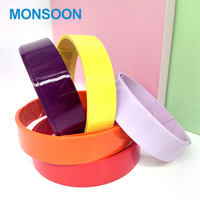 Flexible Colorful PVC Edge Banding tape Plastic Profiles Furniture Accessories PVC Edge Banding