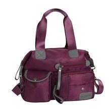 WENYUJH 2019 новые вместительные сумки Водонепроницаемая дорожная сумка, чемодан Сумка повседневная женская сумка сумки подплечики(Китай)