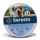 Bayer Seresto Flea & Tick Collar for Small Dogs under 8kg (18 lbs) Free Shipping