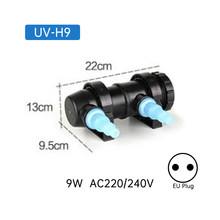 220 ~ 240 В 5 Вт ~ 36 Вт УФ-стерилизатор светильник для очистки воды для аквариума, ультрафиолетового фильтра(Китай)