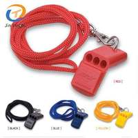 Professional manufacture cheap referee safety whistle