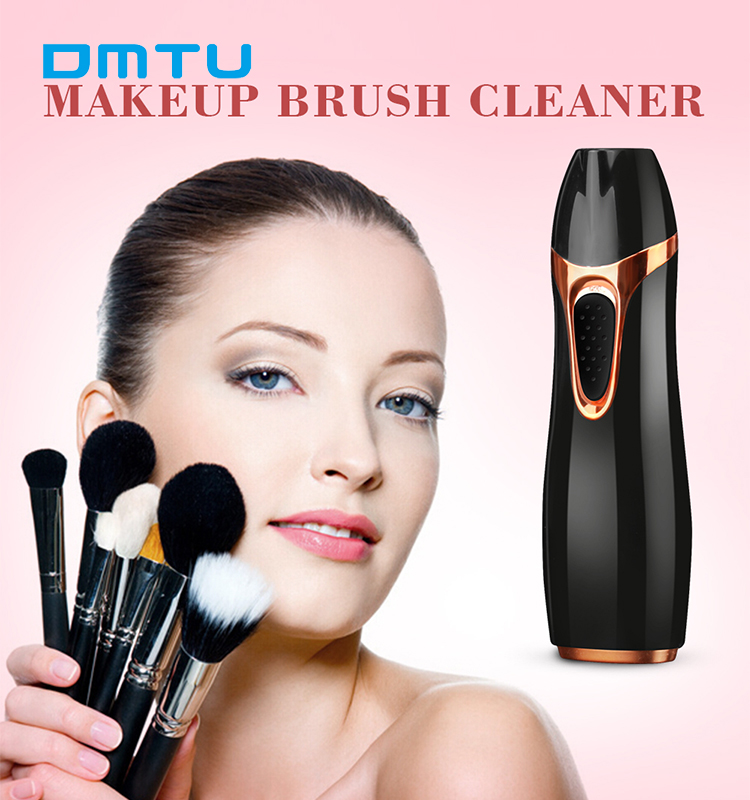 Rechargeable Deeply Cleans And Dries Electric Makeup Brush Cleaner And Dryer