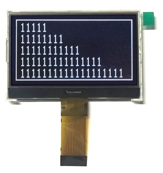 128*64 graphic lcd