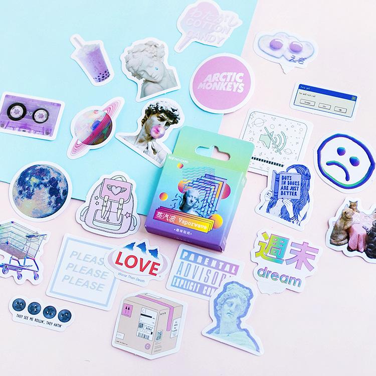2020 Новинка креативная Лента Кролик Васи практичная бумажная планировщик наклейки Декоративные Канцелярские ленты клейкая лента(Китай)