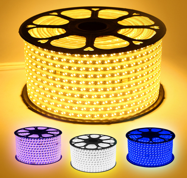 Wholesale SMD 5050 2835 RGB Dimmable Waterproof  Flexible Led strip Light