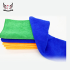 Car Washing Cloth Logo Towels Clothes Fabric 100% microfiber the best drying towels with good quality in the market