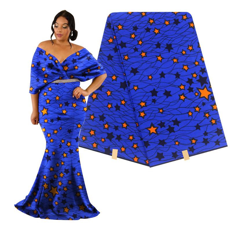 लोकप्रिय अफ्रीकी सुपर मोम प्रिंट सिलाई पोशाक अफ्रीकी असली मोम कपड़े hollandais मोम GZY0628