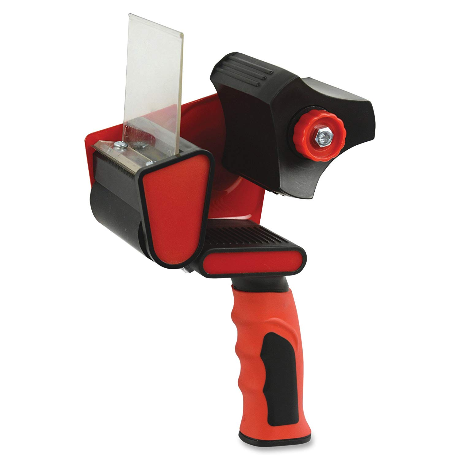 2 inch Packaging Heavy Duty Box Packing Tape Dispenser Gun with Silicone handle Factory