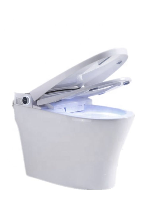 Bathroom intelligent smart electric one piece bidet toilet at cheap price