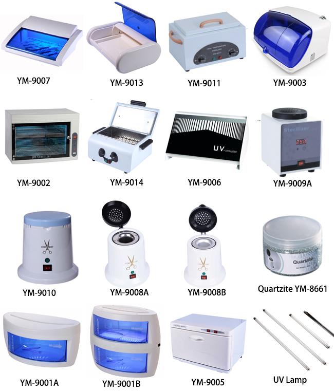 ABS УФ стерилизатор для удаления вируса для красоты Dalon инструменты для дезинфекции мобильного телефона