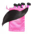 Straight Wave Virgin Human Hair Bundle Cuticle Aligned Raw Virgin Indian Hair Unprocessed