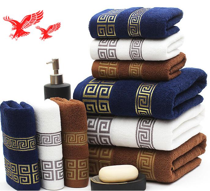 फैक्टरी थोक उच्च गुणवत्ता कढ़ाई तौलिया