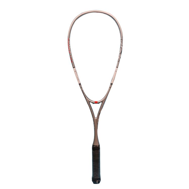 Professional high quality light weight graphite squash rackets with factory price