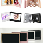 Digital Photo Frame For 7 Inch Metal Led Loop Video Playback Digital Photo Picture Frame 7Inches For Child'S Birthday