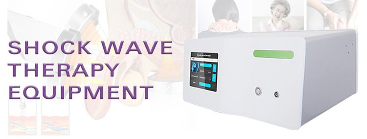 Medical extracorporeal shockwave therapy machine, physiotherapy focused shockwave machine