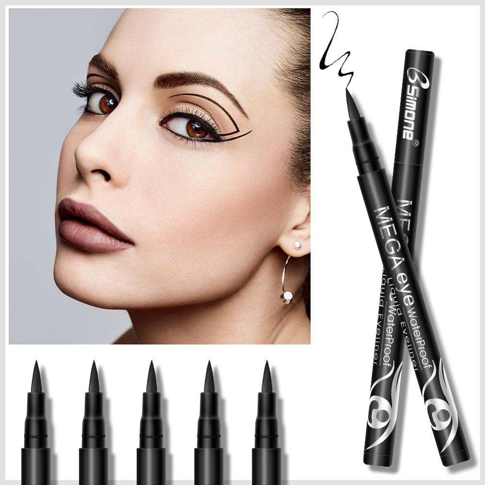 Original Schwarz Tattoo Wasserdicht Sweatproof Langlebige Antismudge Schnelle Dry Liquid Eyeliner Stift Für Augen Make-Up