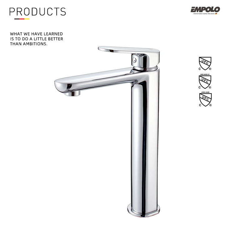 European Style Basin Faucet and Taps
