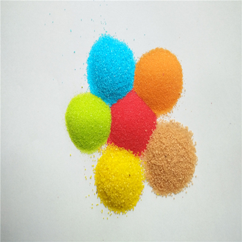 2015 Most Popular Manufactured Color Sand In China Cheap Price High Grade