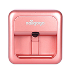 Hot sale auto 3d mini smart mobile finger digital nail art printer