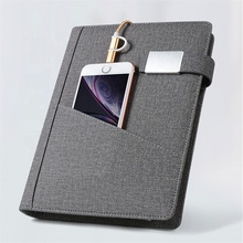 Custom Planner Banca di Potere Diario <span class=keywords><strong>Note</strong></span> <span class=keywords><strong>Book</strong></span> con Powerbank E Usb Flash Drive Notebook Agenda