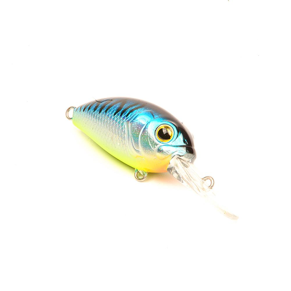 6# Lucky Direct Fishing Lure Fishing Accessories Lure 3D Eye Bionic Fish Fishing Hard Lures Floating Popper Hooks Bait Tool Portable