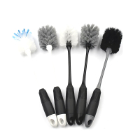 Kitchen washing eco-friendly water bottle cleaning brush for home