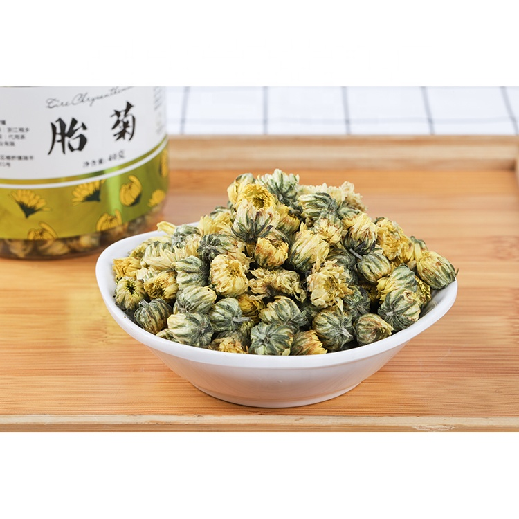 Dried Chrysanthemum Bud Healthy Organic Flower Tea - 4uTea | 4uTea.com