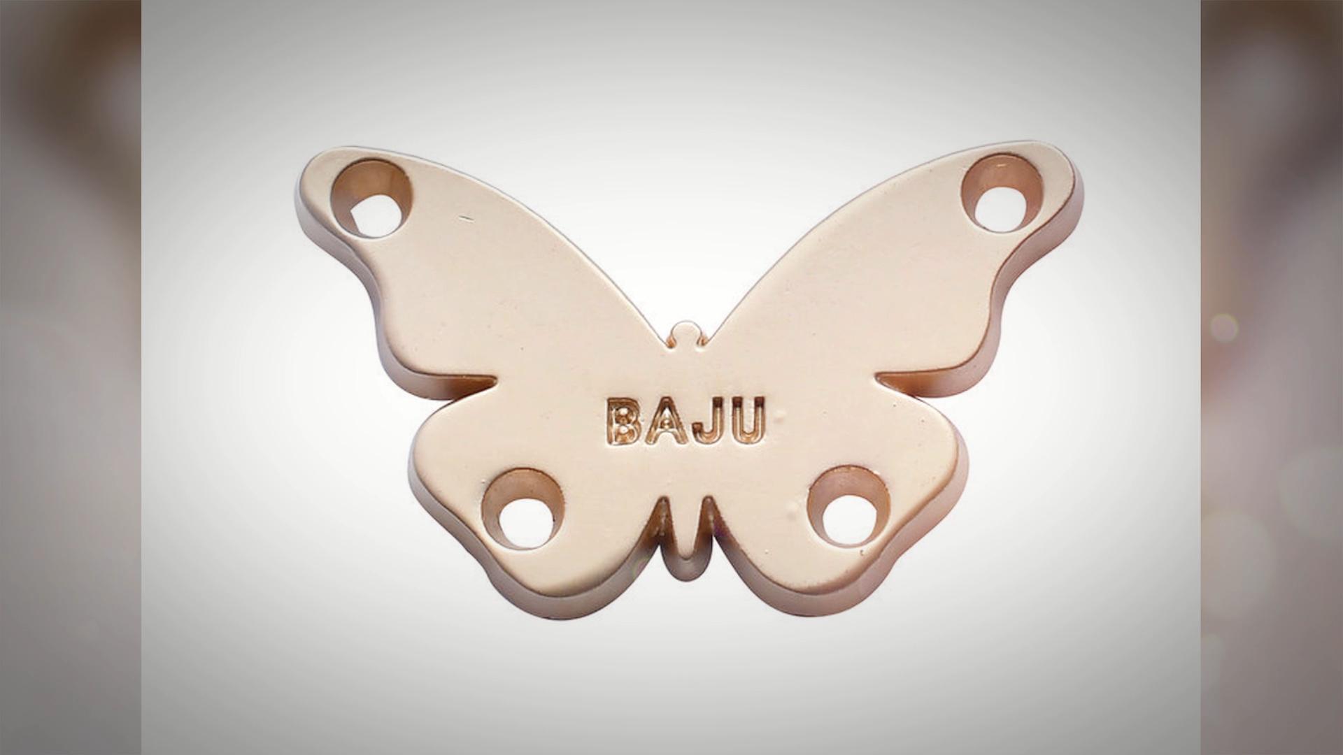 Haute Qualité Bronze Antique Style Et 2D Type En Alliage de Zinc En Métal Personnalisé En Relief Logo Plaque Pour Meubles