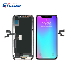 OLED originale Display LCD Touch Screen Digitizer Assembly di Ricambio per <span class=keywords><strong>iPhone</strong></span> X XR <span class=keywords><strong>XS</strong></span> <span class=keywords><strong>Max</strong></span>