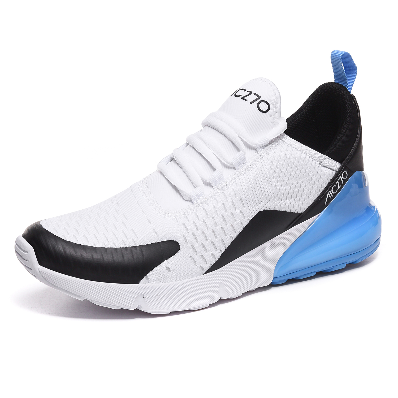 China Custom Brand Ladies Black And White Men Sneaker ...