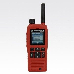 Wireless Atex Tetra Termina Walkie Talkie For Using In Explosive Gas And Dust Environments Motorola MTP850Ex