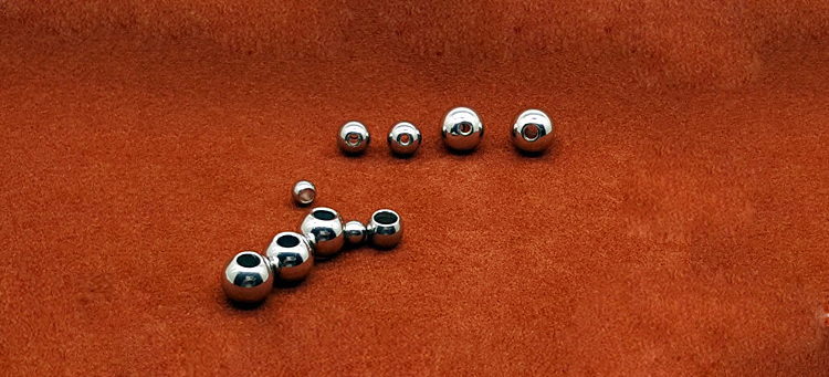 High quality 6.5mm 15mm 25mm 30mm environmental-friendly chrome and nickel plated steel ball