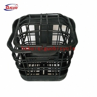 Resistant to crash baskets, universal baskets, bicycles, scorpions, electric baskets